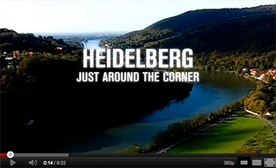 Der Heidelberg Film - Just around the corner (9:22 Minuten)